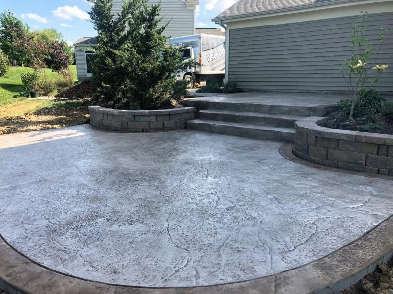 Concrete services MD