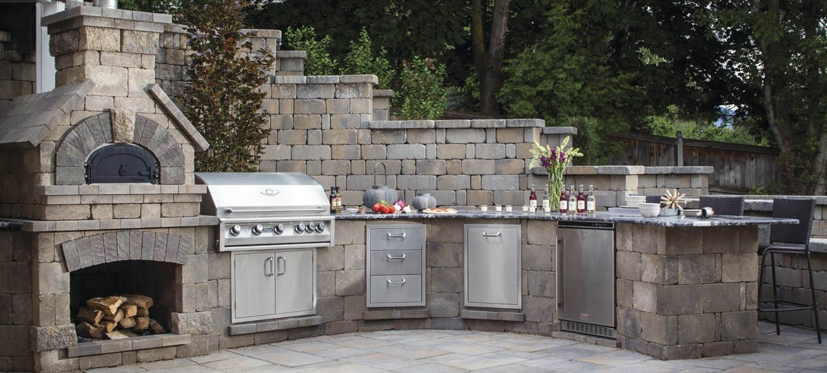 Outdoor Kitchen Maryland | Outdoor Living Service Baltimore